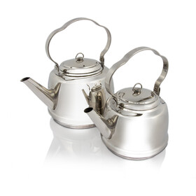 Petromax Teakettle Stainless Steel 3l